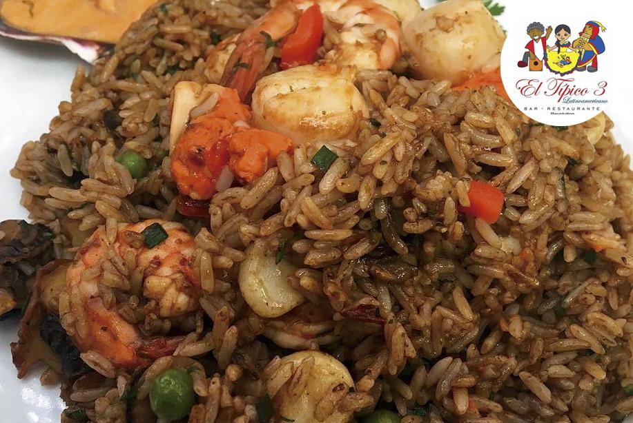 arroz con conchas